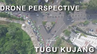 Drone Perspective - Tugu Kujang [Bogor,Indonesia]