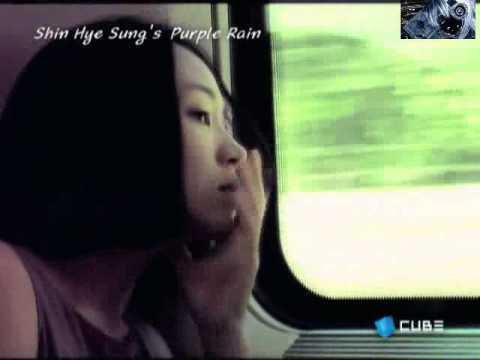 Shin Hye Sung - Purple Rain MV