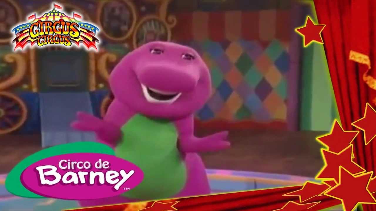 Spot Circo De Barney-Perú Tiene Talento En Ica (2y3 De