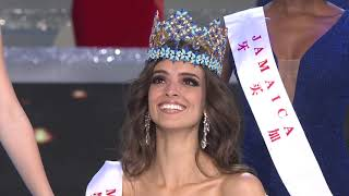 Miss World 2018   Vanessa Ponce de Leon's Crowning
