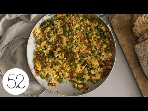 Floyd Cardoz's Homemade Paneer and Pea Masala | Food52 + Milk Life