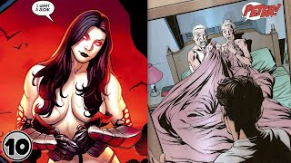 Top 10 Most Shocking Moments In Marvel History
