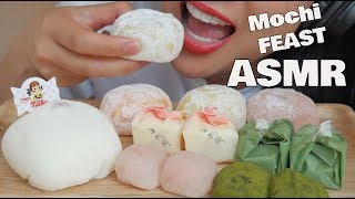 ASMR MOCHI FEAST (EXTREME EATING SOUNDS) NO TALKING | SAS-ASMR