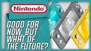 Nintendo Switch Lite Is GENIUS, But The Future Might Be Concerning