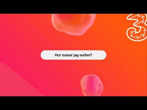 Tre Svarar: Maxa surfen | Tre Sverige
