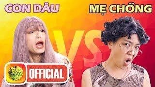 MẸ CHỒNG vs NÀNG DÂU 2019 | PARODY | Rap Battle | Nhật Anh Trắng ft. Nhung Phương
