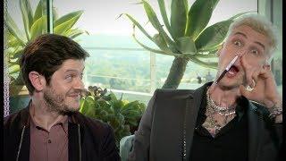 Mötley Crüe's THE DIRT: MGK as NIKKI SIXX?!?  DOUGLAS BOOTH as TOMMY LEE?!?  THE DIRT cast tell ALL!