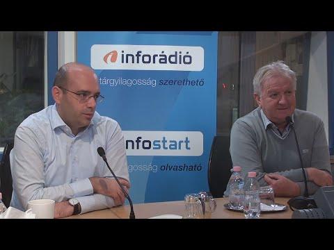 InfoRádió - Aréna - Mráz Ágoston Sámuel és Závecz Tibor - 2021.10.11.