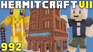 Hermitcraft VII 992 A New Home For Pinkpulse!