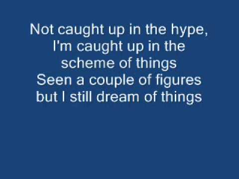 Dizzee Rascal - World Outside Lyrics