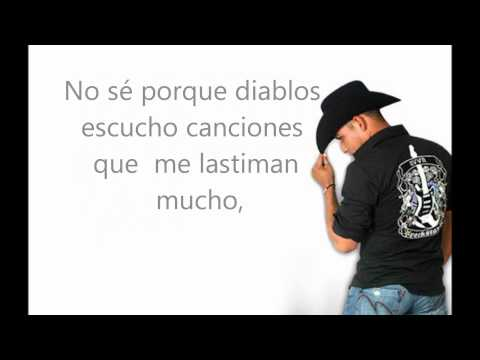No se - Espinoza Paz (Letra/Lyrics)
