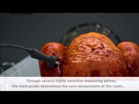 PerfectRoast stektermometer med Bosch Serie 8 ugnar