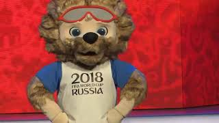 WORLD CUP DRAW - BEHIND THE SCENE