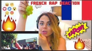 UK FIRST REACTION TO FRENCH RAP | BOOBA, PNL, SOFIANE, HORNET LA FRAPPE