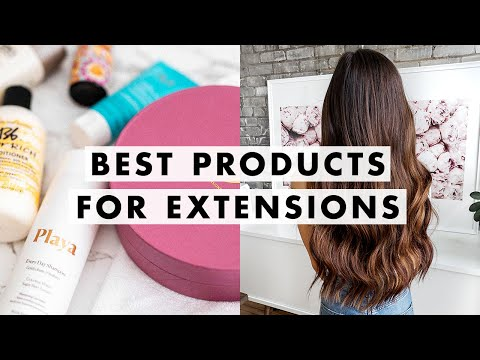 Save or Splurge? Best Products for Hair Extensions