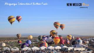 Balloon Fiesta Timelapse