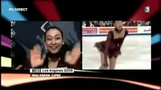 浅田真央 フランス語でインタビュー 司会者も可愛さにウットリ。世界フィギアスケート選手権大会も期待大!