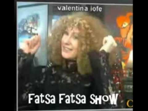 Valentina Iofe On Fatsa Fatsa Tv Show (pr) 01