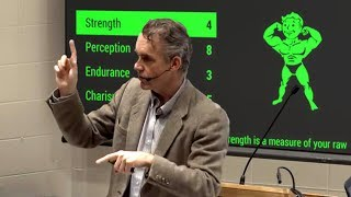 How to Improve Yourself Right NOW (and Why) - Prof. Jordan Peterson