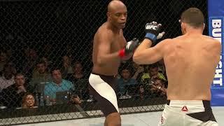 Anderson Silva's use of JeetKunDo & WingChun in UFC MMA