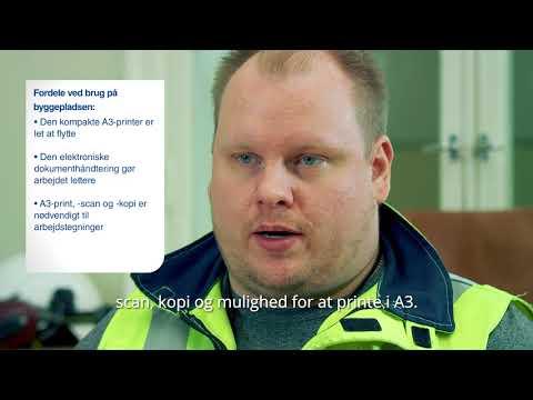 Case Study - Brother-inkjetprinter & MPS-løsning