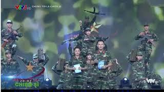 Chúng tôi là chiến sỹ trung đoàn bộ binh 271