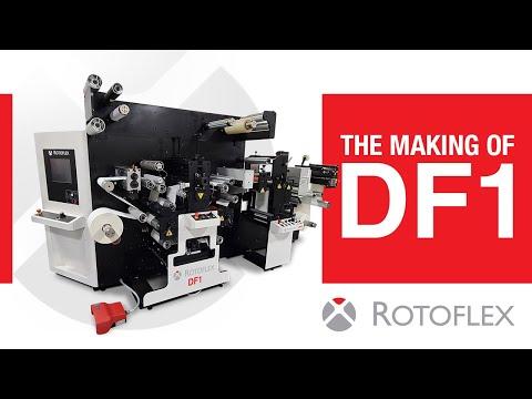 Making of Rotoflex DF1