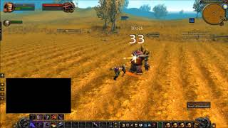 Classic Wow Demo Alliance Rogue Part 1