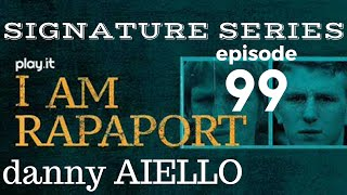 I Am Rapaport Stereo Podcast Episode 99: Danny Aiello