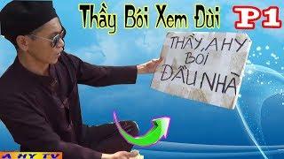 Đi Chợ Xem Bói Và Cái Kết Hài Giã Man - A HY TV - Thách Thức Độ Hài Anh Em Tam Mao