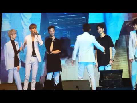 281115 GOT7inJKT Jr Singing
