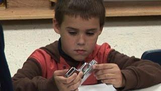 Hidden Camera Experiment: Young Kids Drawn to Guns   Hidden America: Young Guns (World News)