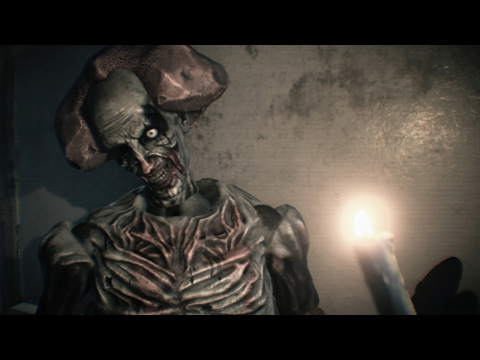 Resident Evil 7: Watch Us Solve a Very Creepy Puzzle