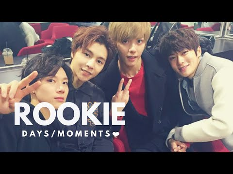 NCT SM Rookie Days/Old Videos/Moments❤
