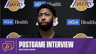 Lakers Postgame: Anthony Davis (5/16/21)