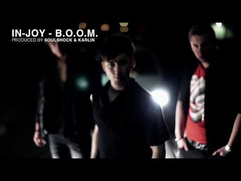 In-Joy - B.O.O.M. (Prod. by Soulshock & Karlin)