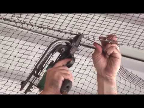 Introduction to Heavy Duty Bird Netting Installation