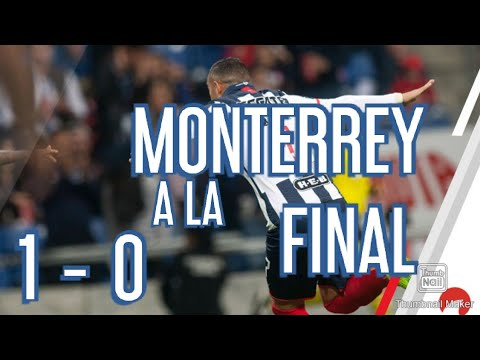 Resumen y Goles | Necaxa vs Monterrey | Semifinal - Apertura 2019 | Partido de vuelta | Liga BBVA MX