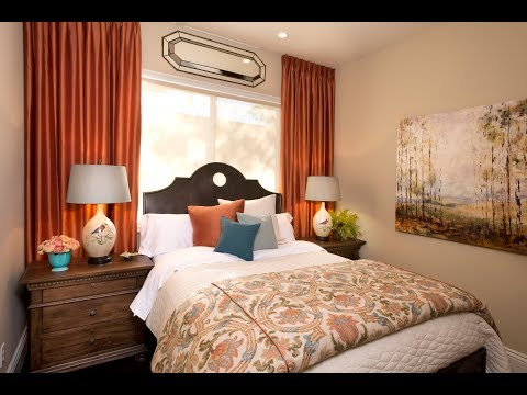 Bedroom decorating ideas for guest room by interior designer - How much do interior designers make a year ...