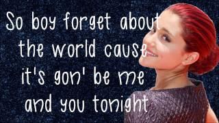 Ariana Grande- Only Girl In The World (Lyrics)