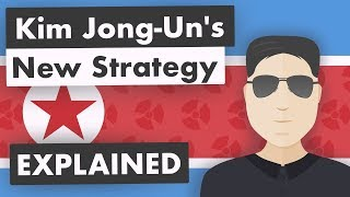 Kim Jong-Un's New Strategy: Explained