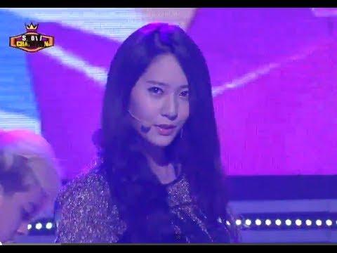 f(x) - Rum Pum Pum Pum, 에프엑스 - 첫 사랑니, Show Champion 20130828