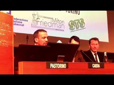 L'intervento di Geronimo Cardia al convegno di Torino
