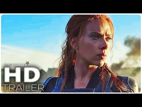 BLACK WIDOW Official Trailer (2020)