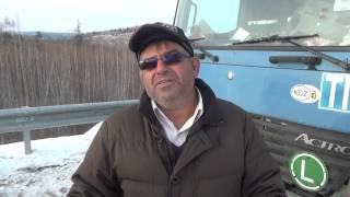 Пламенная речь канадского водителя