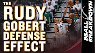 The RUDY GOBERT Defense Effect