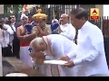 PM Modi visits Kandy temple in Sri Lanka