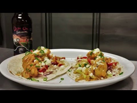 Saugatuck Brewing Company | Cooking With Beer | Beer Battered Avocado Tacos