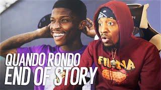 Quando Rondo - End Of Story (REACTION!!!)