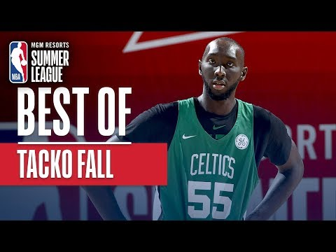 Best of Tacko Fall   MGM Resorts NBA Summer League